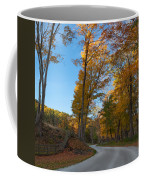 Chillin' On A Dirt Road Square Coffee Mug by Bill Wakeley