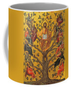 Christ And The Apostles Coffee Mug by Unknown