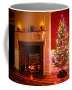 Christmas Tree Coffee Mug by Olivier Le Queinec