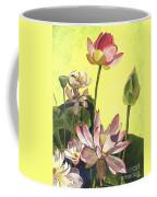 Citron Lotus 1 Coffee Mug by Debbie DeWitt