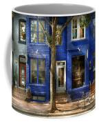 City - Alexandria Va -  Bike - The Urbs Coffee Mug by Mike Savad