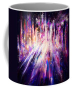 City Nights City Lights Coffee Mug by Rachel Christine Nowicki