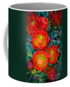 Claret Cup Coffee Mug by Inge Johnsson