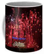 Cleveland Indians Coffee Mug by Frozen in Time Fine Art Photography