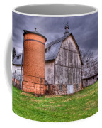 Close Up Of The Rose Farm Coffee Mug by Thomas Young