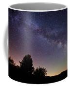 Coastal Skies Coffee Mug by Darren  White