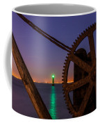 Cogwheel Framing Coffee Mug by Semmick Photo