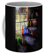 Collector - Bottle - A Collection Of Bottles Coffee Mug by Mike Savad