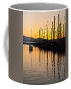 Coming In Coffee Mug by Mike Reid