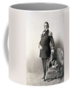 Commodore Matthew Calbraith Perry Coffee Mug by Wilhelm Heine