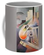 Composition Coffee Mug by Viking Eggeling