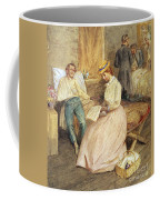 Confederate Hospital, 1861 Coffee Mug by Granger