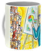 Conference Coffee Mug by Leon Zernitsky