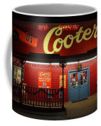 Cooters At Christmas Coffee Mug by Dan Sproul