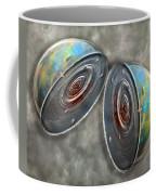 Core Coffee Mug by Betsy Knapp