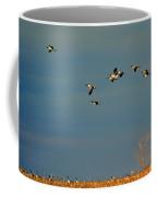 Corn For Breakfast Coffee Mug by Skip Willits