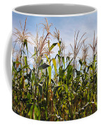 Corn Production Coffee Mug by Carlos Caetano