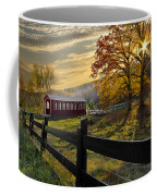 Country Times Coffee Mug by Debra and Dave Vanderlaan