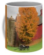 Country Wagon Coffee Mug by Bill Wakeley