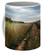 Countryside Tracks Coffee Mug by Carlos Caetano
