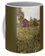 Covered Barn Coffee Mug by Margie Hurwich
