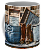 Cowboys Have Laundry Too Coffee Mug by Paul Ward