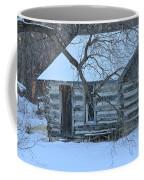 Cozy Hideaway Coffee Mug by Penny Meyers