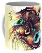 Creature Coffee Mug by Anastasiya Malakhova