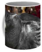 Crimson Tide For Christmas Coffee Mug by Kathy Clark