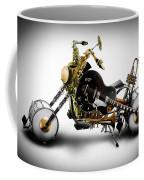 Custom Band II Coffee Mug by Alessandro Della Pietra