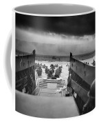 D-day Landing Coffee Mug by War Is Hell Store