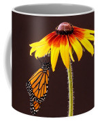 Dangling Monarch Coffee Mug by Jean Noren