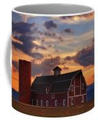 Danny's Barn Coffee Mug by Darren  White