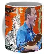 Dave Matthews The Last Stop Coffee Mug by Joshua Morton