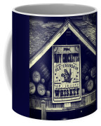 Davy Crocketts Tennessee Whiskey Coffee Mug by Dan Sproul