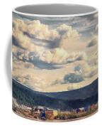 Dawson City Coffee Mug by Priska Wettstein