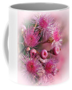 Delicate Buds And Blossoms Coffee Mug by Kaye Menner