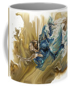 Deliver Coffee Mug by Karina Llergo