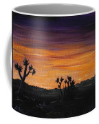 Desert Night Coffee Mug by Anastasiya Malakhova
