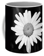 Dew Drop Daisy Coffee Mug by Adam Romanowicz