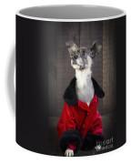 Divine Coffee Mug by Edward Fielding