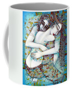 Do Not Leave Me Coffee Mug by Albena Vatcheva