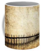 Dock 2 Coffee Mug by Skip Nall
