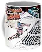 Doctor - Medical Instruments Coffee Mug by Susan Savad