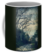 Down That Path Coffee Mug by Laurie Search
