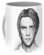 Dr. Chase - House Md Coffee Mug by Olga Shvartsur