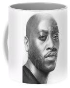 Dr. Foreman - House Md Coffee Mug by Olga Shvartsur