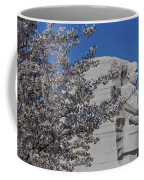 Dr Martin Luther King Jr Memorial Coffee Mug by Susan Candelario