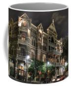 Driskill Hotel Coffee Mug by Jane Linders