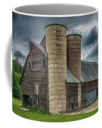 Dual Silos Coffee Mug by Paul Freidlund